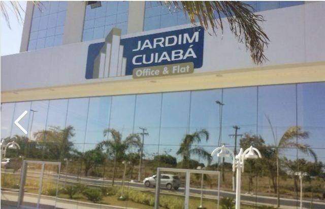 Sala comercial vitrine térrea com 126m2, Ed, Jardim Cuiabá Office, Av. Miguel Sutil - Foto 16