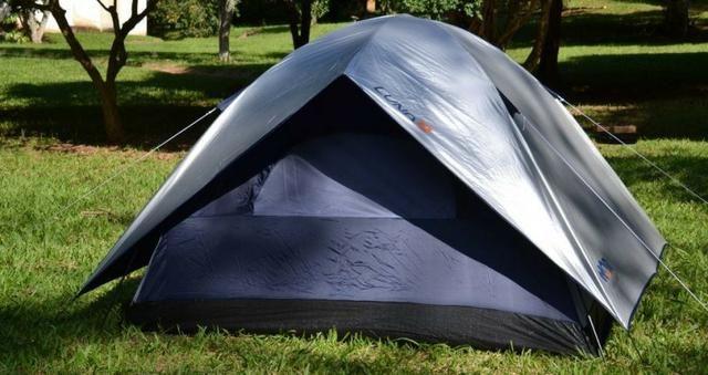 d498559f3 Barraca Camping Luna 4 Pessoas Mor - Esportes e ginástica ...