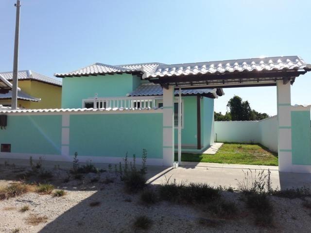 4efa96fdb9fe2 Casa nova e barata financiada pela caixa perto da praia em Jaconé Saquarema