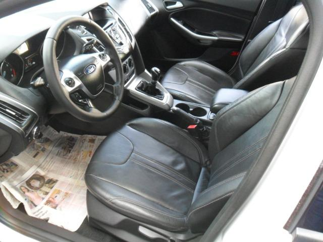 Ford Focus Hatch 1.6 Se super conservado, 14/15. Vende/troca/financia - Foto 6