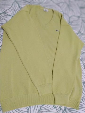 5218f12207d Blusa de frio Lacoste - Roupas e calçados - Portão