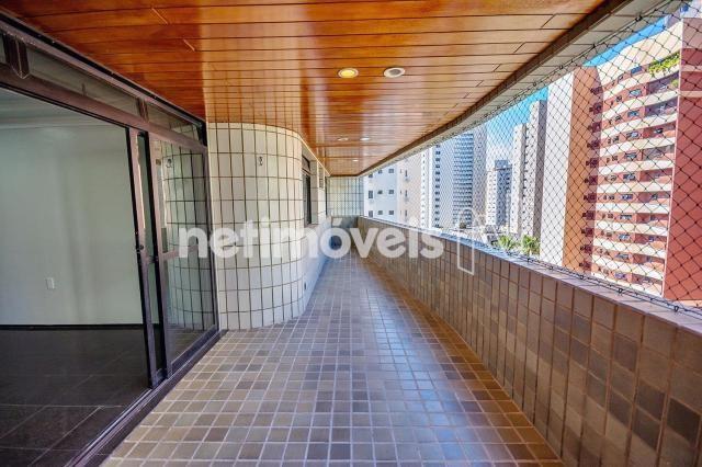 Apartamento para alugar com 4 dormitórios em Meireles, Fortaleza cod:753862 - Foto 3