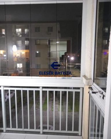 Apartamento à venda com 3 dormitórios em Residencial praças sauípe, Serra cod:AP00169 - Foto 10