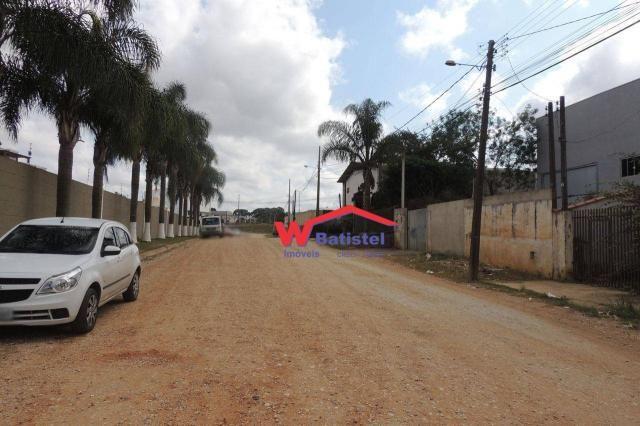 Terreno à venda, 202 m² rua maiorca, 104 - santa terezinha - colombo/pr - Foto 17