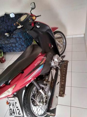 Moto ducar 110cc