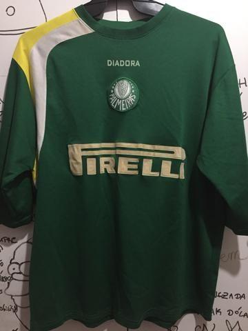 5c081177d1 Camisa original do Palmeiras Diadora - Roupas e calçados - Passaré ...