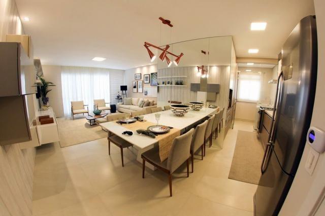 Apartamento à venda com 3 dormitórios em Jurerê, Florianópolis cod:533 - Foto 3