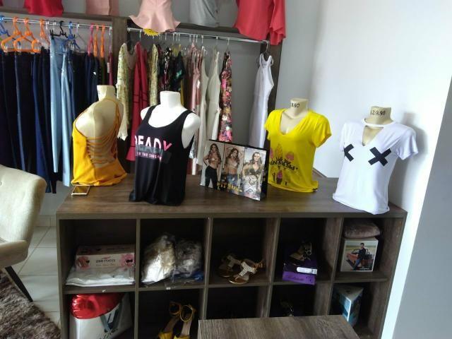 Instalaçoes para loja de roupas
