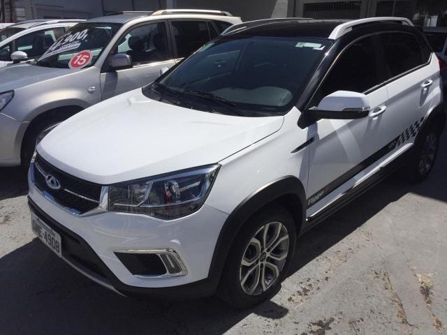 CHERY TIGGO 2 2018/2019 1.5 MPFI 16V FLEX LOOK 4P AUTOMÁTICO