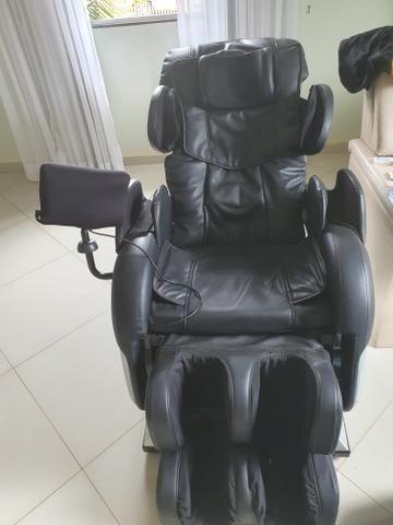 Vendo cadeira de massagem MUITO TOP