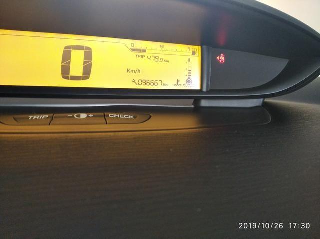 Vendo Citroen c4 Pallas exclusive 2012 ótimo estado - Foto 3