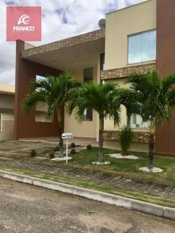 Casa condominio fechado 05 quartos c/ 03 suites