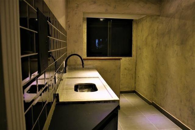 3 Quartos Apartamento Rústico Residencial Parque dos Coqueiros Próximo AV. Três Barras - Foto 6