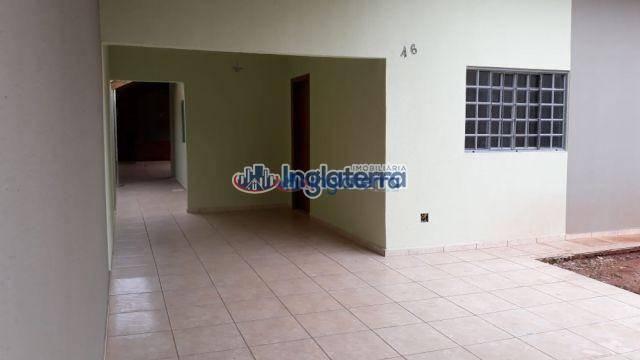 Casa à venda, 120 m² por R$ 300.000,00 - Jardim Itaparica - Londrina/PR - Foto 2
