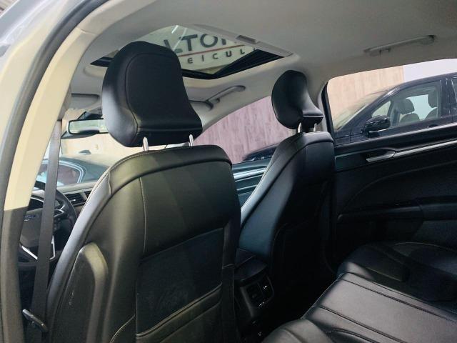 Ford Fusion 2.0 Titanium Awd 16v Gasolina 4p Aut - Foto 7