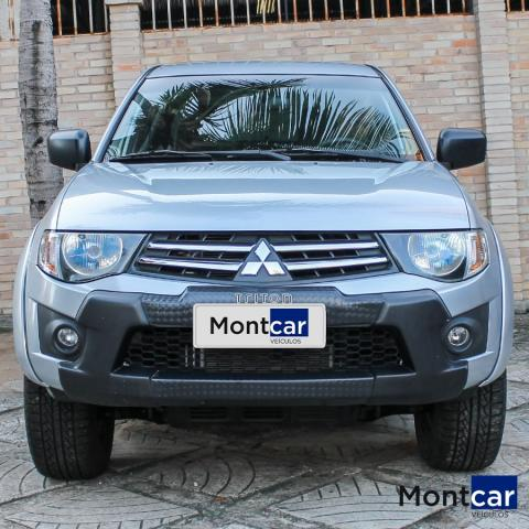 Mitsubishi l200 triton 2015/2016 2.4 hls 4x2 cd 16v flex 4p manual - Foto 2