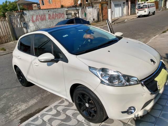 Peugeot Allure 1.5 2016 (teto panorâmico)