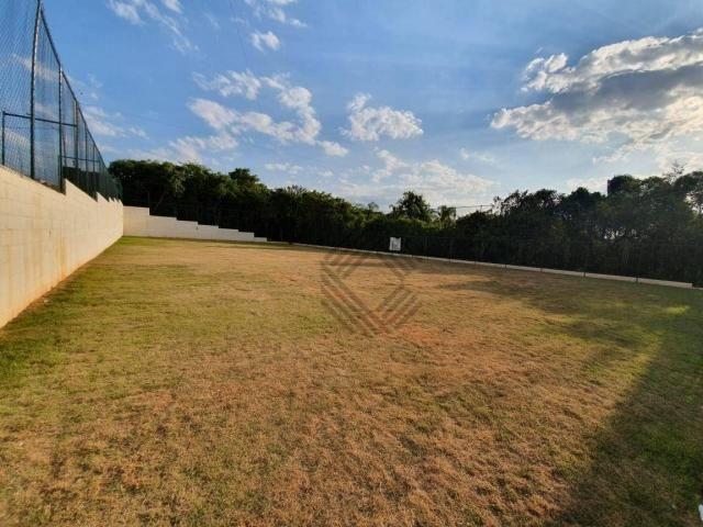 Terreno residencial à venda, Eco Residencial Fazenda Jequitibá, Sorocaba - TE2706. - Foto 8