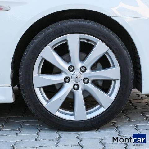 MITSUBISHI LANCER 2012/2012 2.0 16V GASOLINA 4P AUTOMÁTICO - Foto 8