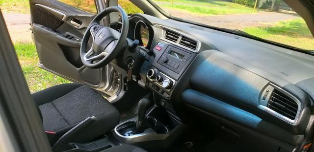 Honda Fit 1.5 CVT Único Dono, Baixa KM - Novíssimo - 2016 - Foto 14