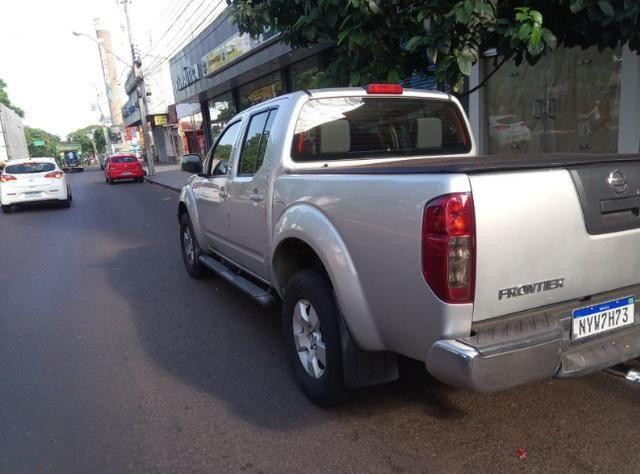 Vendo ou Troco Nissan Frontier - Foto 11