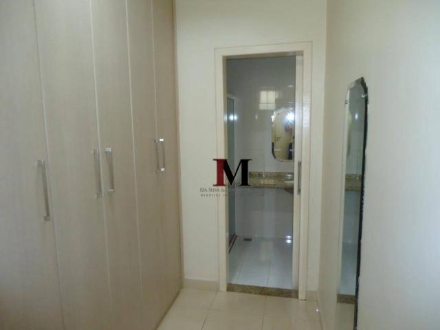 Alugamos linda casa em condominio fechado com 4 suite com closet - Foto 15