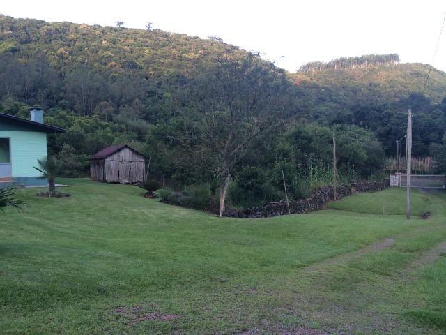Chácara com casa a 22 km da cidade de Caxias do Sul - Foto 9