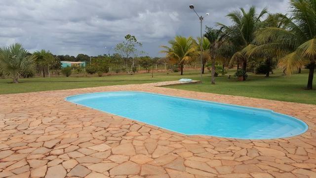 Linda Chácara para lazer ou Moradia a 3 km de Cuiabá Aceito propostas - Foto 5