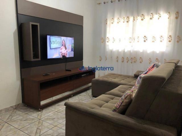 Casa à venda, 99 m² por r$ 320.000,00 - conjunto cafezal 1 - londrina/pr - Foto 6