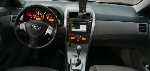 Aproveite esse Lindo Corola Xei 2.0 Automático Flex 2013-2014, completo - Foto 6