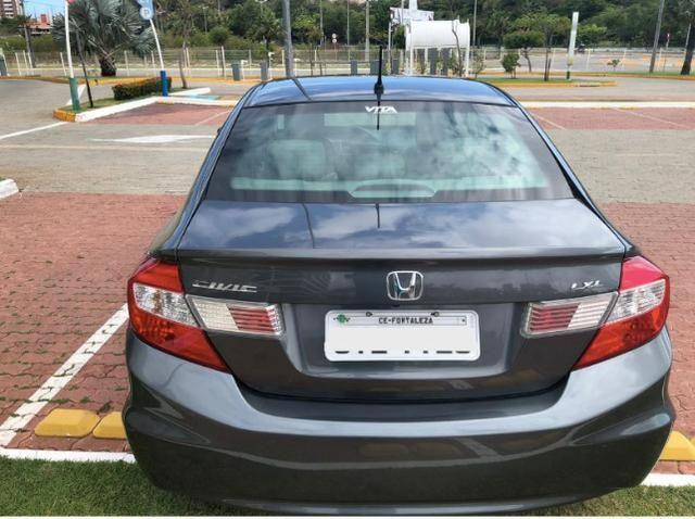 Honda civic LXL 2013 blindado - Foto 4