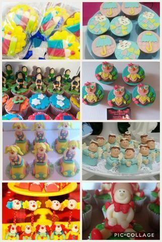 Doces e bolos personalizados - Foto 2