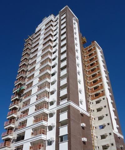 Apartamento Innovare Condomínio Clube com Armários Sacada Com Churrasqueira - Foto 9