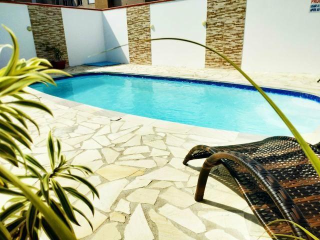 Casa itapoa temporada próximo a praia ar condicionado piscina Wi-fi - Foto 3