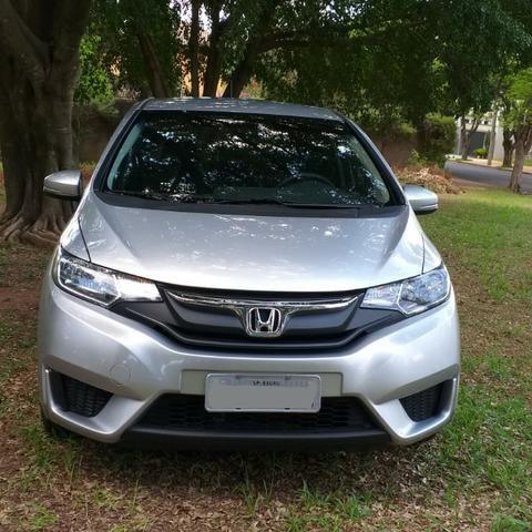 Honda Fit 1.5 CVT Único Dono, Baixa KM - Novíssimo - 2016 - Foto 7