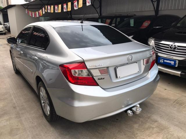 HONDA CIVIC 2012/2012 1.8 LXL 16V FLEX 4P MANUAL - Foto 3