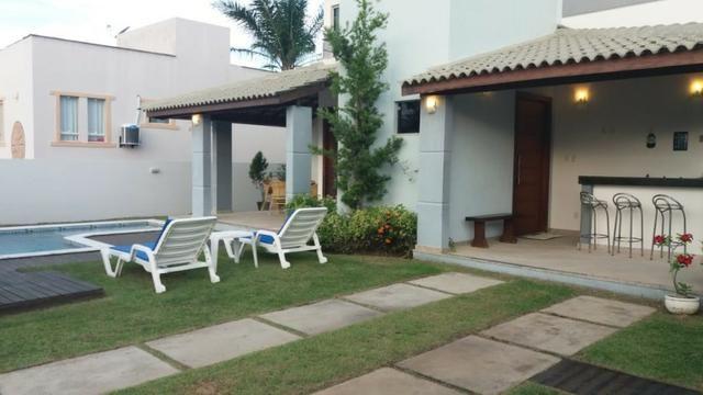 Casa de 3 suites com closet Piscina Privativa no Alphaville Litoral Norte 1 R$ 920.000,00 - Foto 19