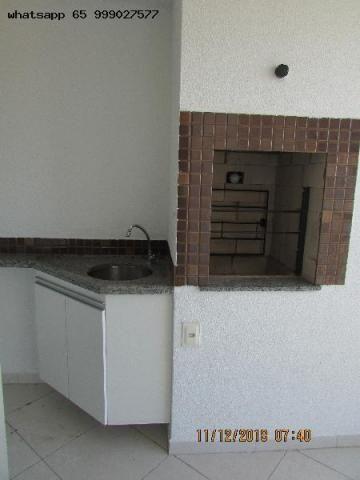Apartamento para Venda em Cuiabá, Duque de Caxias, 3 dormitórios, 1 suíte, 2 banheiros, 2  - Foto 17