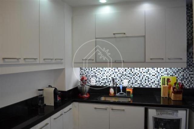 Apartamento à venda com 2 dormitórios em Cosme velho, Rio de janeiro cod:885806 - Foto 15