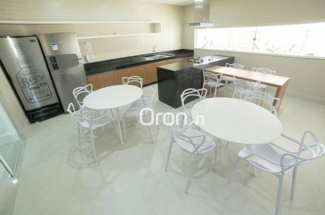 Apartamento com 3 dormitórios à venda, 95 m² por R$ 524.000,00 - Setor Bueno - Goiânia/GO - Foto 9