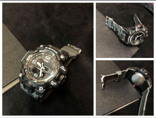 G-Shock Mudmaster Camuflado - Foto 2
