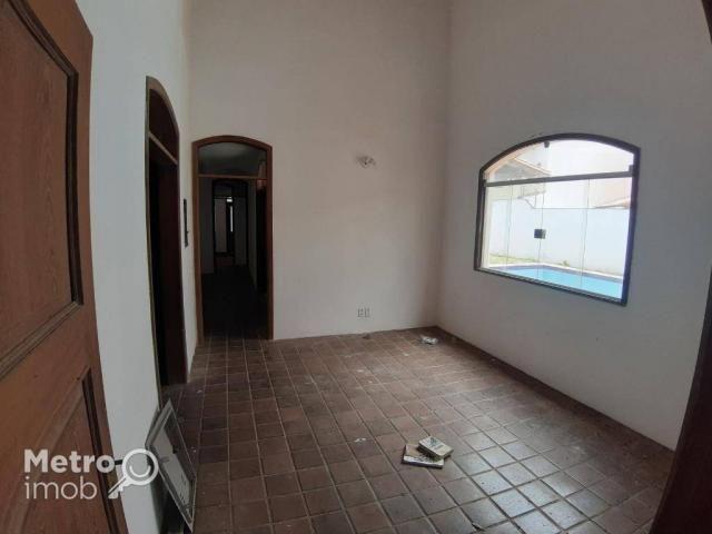 Casa de Conjunto com 4 quartos para alugar, 450 m² por R$ 5.000/mês - Parque Atlântico - S - Foto 8