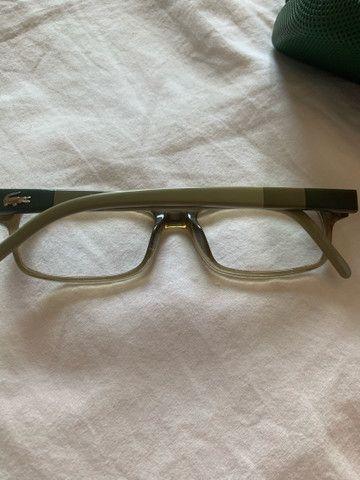 Óculos Lacoste esverdeado - Foto 2