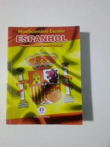 Minidicionários inglês, espanhol e português - Foto 2