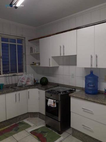 Apartamento no Edifício Caribe com 4 dormitórios à venda, 170 m² por R$ 320.000 - Baú - Cu - Foto 16