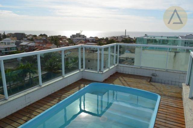 Atlântica imóveis oferece linda coberturas tríplex para venda no bairro Costa Azul - Foto 10