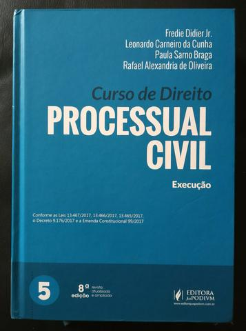 Direito Processual Civil - Execução - Fredie Diddier Jr