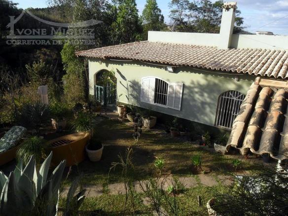 Casa à venda com 3 dormitórios em Lagoinha, Miguel pereira cod:1046