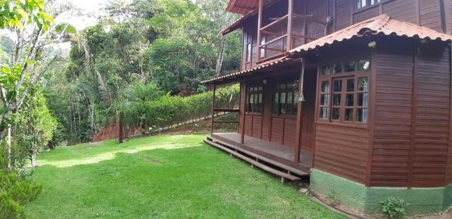 Casa Mobiliada com 4 QTS em condomínio Fechado nas localidades Domingos Martins e Marechal - Foto 4