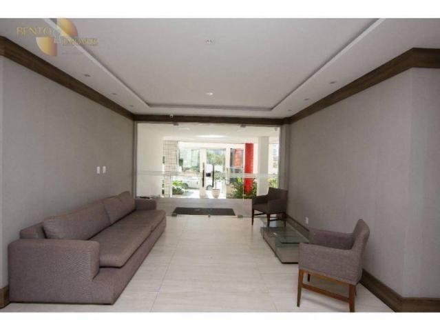 Apartamento com 3 dormitórios à venda, 120 m² por R$ 490. - Bosque da Saúde - Cuiabá/MT - Foto 9